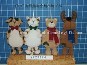 hanging animal decorations 5/s images