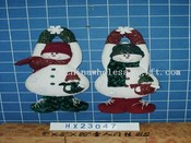 hanging snowman2/s images