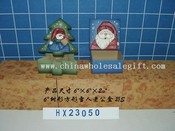 tree snowman and quadrate santa pulp box 2/s images