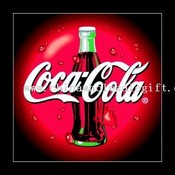 Cocacola EL Advertisement Signboard images