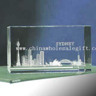 Laser Crystal - Sydney