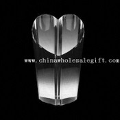 Crystal Heart-shaped Award images