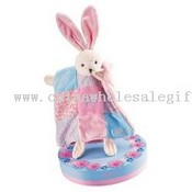 Bunny Baby Blankie Pals images