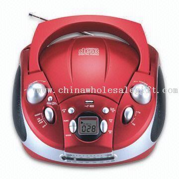 Portable CD/MP3 Radio Player