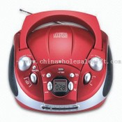 Portable CD/MP3 Radio Player images