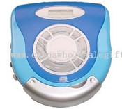 Waterproof portable CD player images