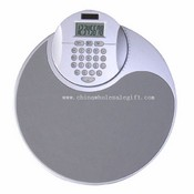 CALCULATOR WITH MOUSE PAD images