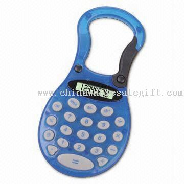Carabiner Calculator with Memory Function