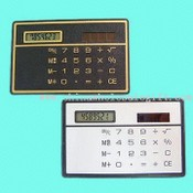 Pocket Card-shaped Calculator images
