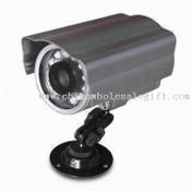 Water-resistant IR CCD Camera images
