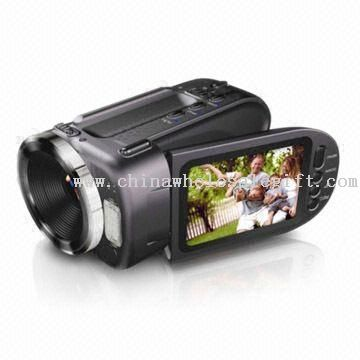 Megapixel CMOS Video Camera with Digital Voice Recorder