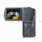 Digital Video Camera, Supports SD and MMC Memories images