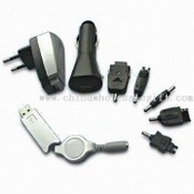 Retractable USB Charger Kit images