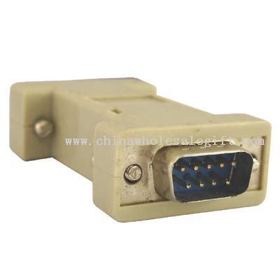 RS232 9Pin Male to RS232 9Pin Male adapter