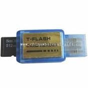USB 2.0 T-Flash Card Reader images