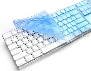 Keyboard cover for Apple Mac G5