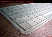 Keyboard Cover for Apple MacBook without wrist pad images