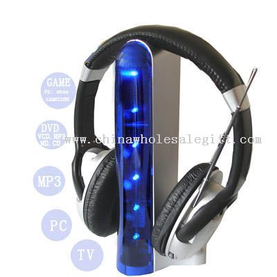 Wireless Headphone with Microphone