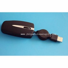Smart super mini optical mouse specially design for notebook images