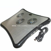 USB 2.0 HUB 4 Port Notebook Cooling Pad images