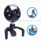 PC Camera/Web Camera with USB 2.0 Interface CMOS PC Camera, Measuring 56 x 49 x 70mm images