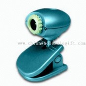 Web Camera and CMOS PC Camera with USB 1.1/2.0 Interface and 5-in-1 Glass Lens images