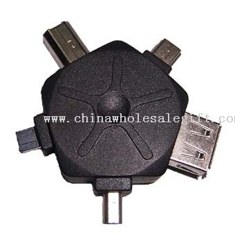 5 in 1 USB Adapter