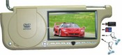 7-inch Car Sun-Shading DVD Player images