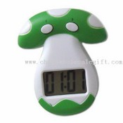 Mushroom-shaped Kitchen Timer with Magnet images