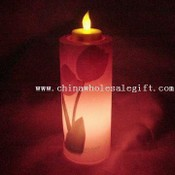 wax no smoke candle images