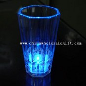 Flashing cup images