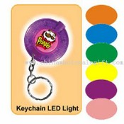 Key Chain with LED Light images