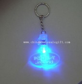 LED KeyChain Lights with OVAL Pendant images
