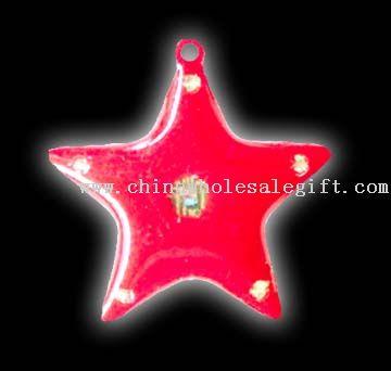 flashing stars magnetic pin