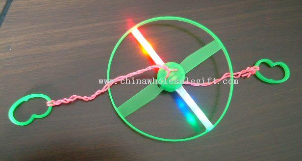 Finger Disc Spinner