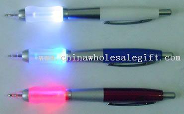Blinkende Kugelschreiber