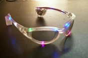Light up sunglasses images
