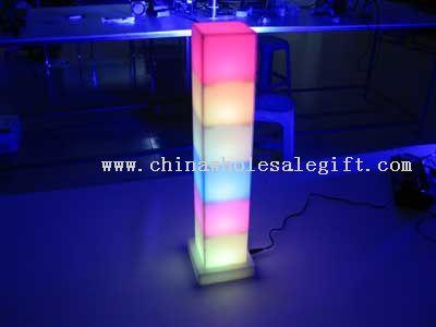 LED deck lamp
