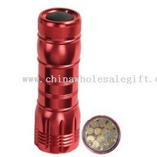 LED Aluminum Alloy Flashlight images