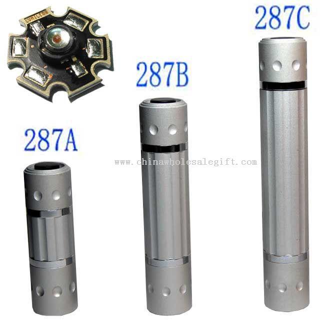 Luxeon 3 Watt Led Flashlight