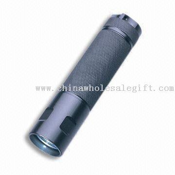 High Power Flashlight with Brightness of 40 Lumens