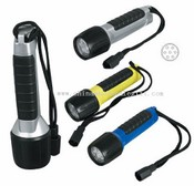 7pcs LED Flashlight images