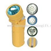 LED Rechargeable Flashlight images
