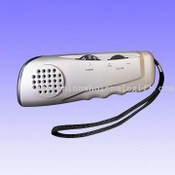 Emergency Torch with AM/FM Radio images