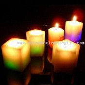 LED Flashing Candle Lamps images