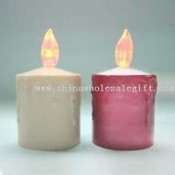 Natural Twinkling Feature Flashing Candles images