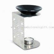 Stainless Steel Candle Lamp images