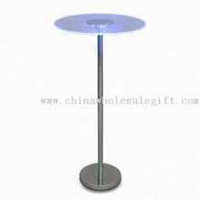 LED Bar Table with 8V DC Adapter images