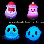 LED Novelty Lights in Flashing and Floating Holiday images