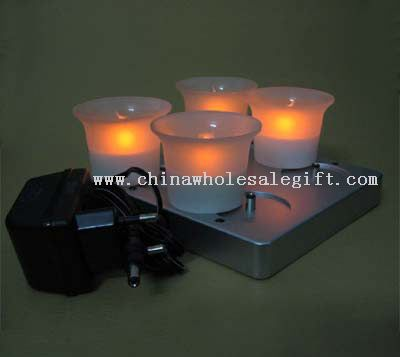 Rechargeable LED Candles Light